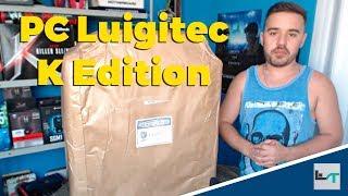 Conheça o PC Luigitec K Edition - By R2 Computadores