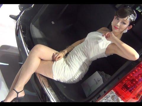 Beijing Auto Show Model