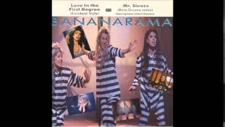 BANANARAMA  - Love In The First Degree (12