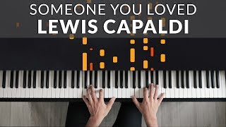 Download lagu Lewis Capaldi - Someone You Loved | Tutorial of my Piano Cover + Sheet Music