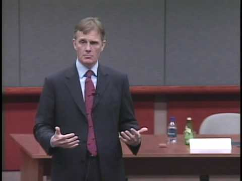 Friis Arne Petersen | The Terrorist Threat & the War in Iraq