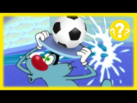 Oggy and the Cockroaches 🔍❓  SOCCER BALL ⚽ (S01E31.1) Full Episode in HD thumbnail