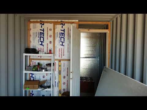 4250w Solar World Panels W/ Trojan Batteries @ Goonies Off-Grid Farm W/ Cal Sherpa & Zane Greene!