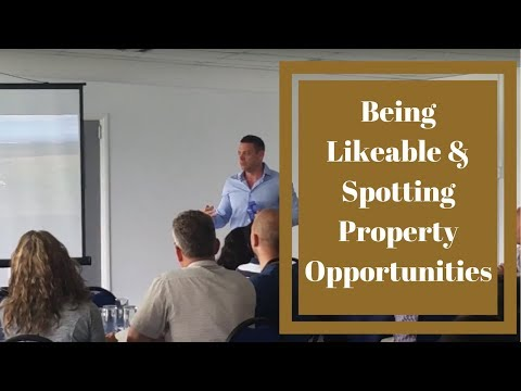 Being Likeable & Spotting Property Opportunities | Liam Ryan, Assets For Life