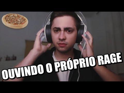 ALAN OUVINDO O PRÓPRIO RAGE