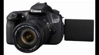 Обзор дар бораи Фотоаппарат 📸 Canon Eos 600d