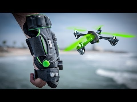 Razer Eidolon | World's First Wearable Drone System