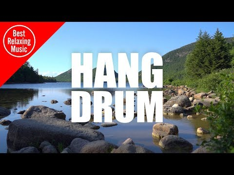 Relaxing Hang Drum Music - It's time