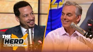Clippers don't fear LeBron, Giannis is MVP & Zion is unbelievable — Chris Broussard | NBA | THE HERD