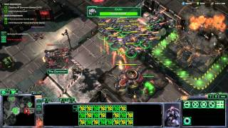 Starcraft 2: Wings of Liberty - Engine of Destruction