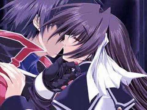Cute Anime Couple Cuddling Wallpaper Hd Anime First Kiss Youtube