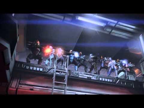 Mass Effect 3 Citadel DLC Tribute