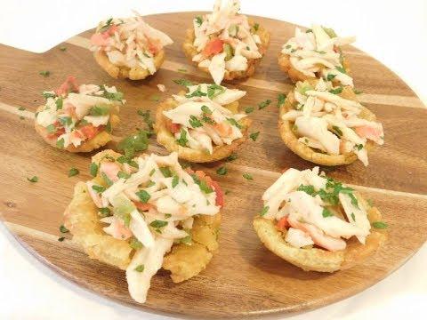 King Crab Salad Recipe Puerto Rico