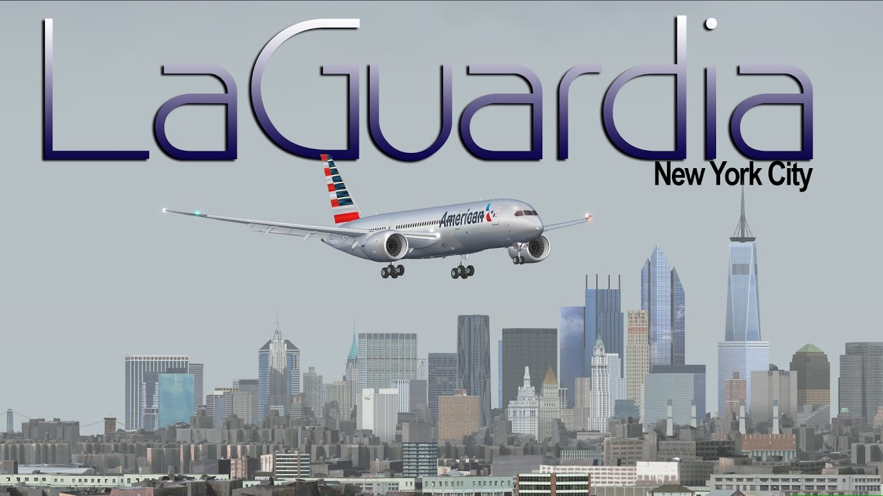 Fsx Hd American Airlines Boeing 787 Fictional