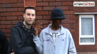 Street Starz TV: ASB, Casper & Ace Lightning [Unreleased Footage 2008]