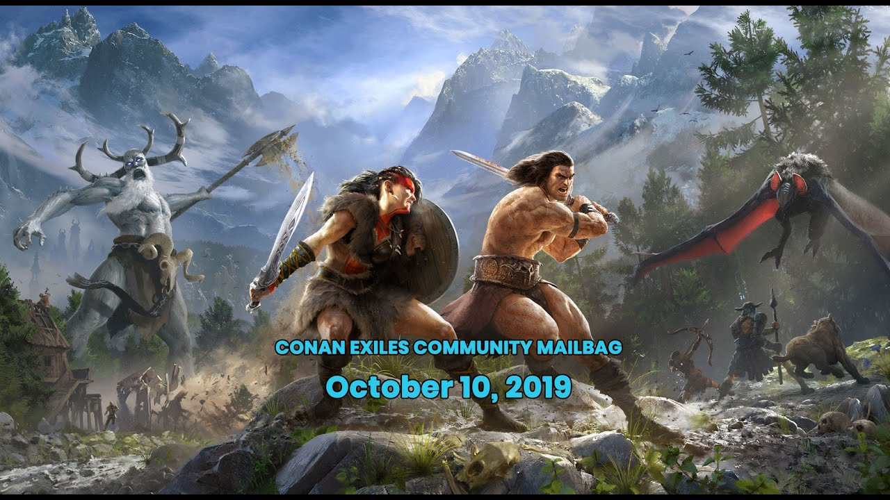Conan Exiles Review 2020.Conan Exiles Community Mailbag Your Questions Answered