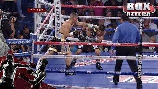 Mikey García noquea fulminantemente a Juanma López