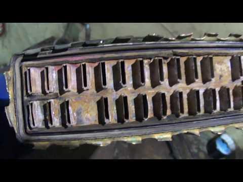 Радиатор отопителя Audi 80 (Вот почему промывка является напрасной тратой времени)
