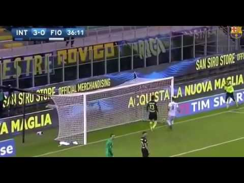Download Inter Milan vs Fiorentina 4 2  All Goals & Highlights ~ Serie A ~ 28112016