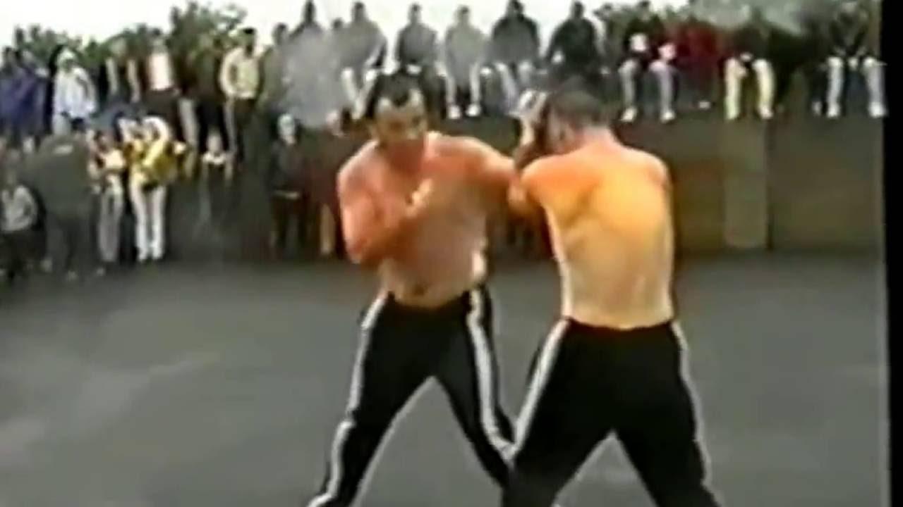 La Mejor pelea callejera de boxeo.