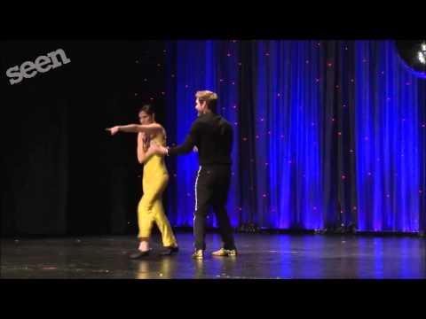 Elizabeth Roberts Night of Dance Performance