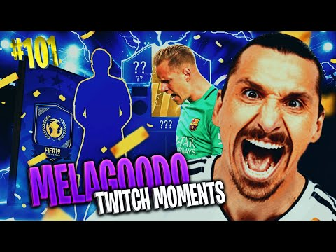 [SPECIAL] COMPLETE FIFA 19 TOTS PACK OPENING | Melagoodo Twitch Moments [ITA] #101