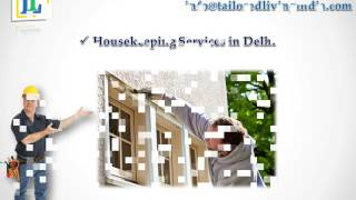 Home Maintenance Services in Delhi