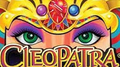 19 - BIG WIN! Cleopatra Slot Game 30 Free Spins - #casino #slot #onlineslot #казино