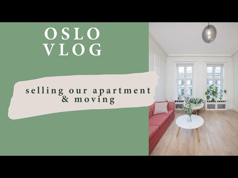 Selling our apartment in Oslo - moving where?!