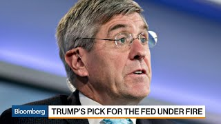 Trump's Fed Pick Faces Increasing Opposition from Republicans thumbnail