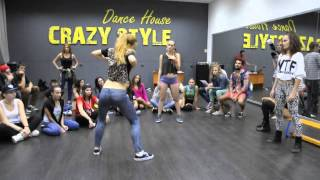 �������� ���� Dancehall батлы 5 ������
