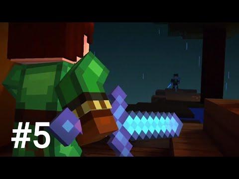 Minecraft: Story Mode   Season 1 Episode 5   Android / IOS