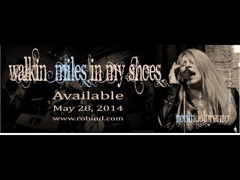 Chat time with Robin DeLorenzo about Walkin' Miles in My Shoes