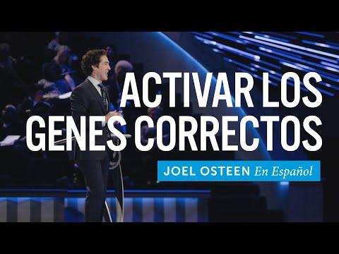 Active lo genes correctos | Joel Osteen