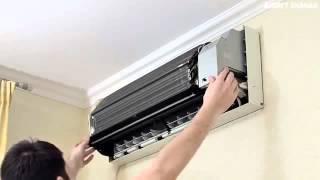 Как очистить кондиционер своими руками - Мастерская Мороз54(, 2015-03-22T05:48:47.000Z)