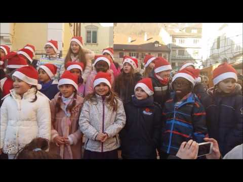 Marché de Noël de Moutier Chants écoliers - 15h00