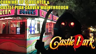 Castle Dark 2017 Carnival of Slaughter and Castle Peak Caverns Walkthrough