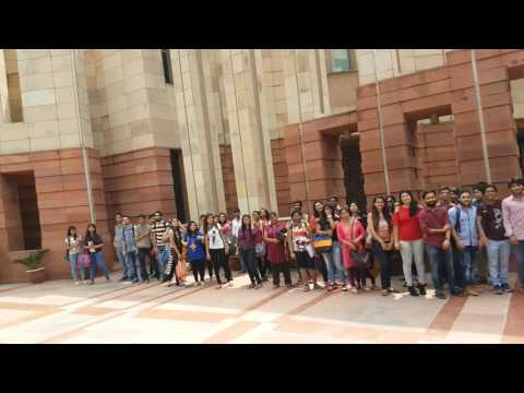 Visit to National gallery of modern art, organised by Delhi Collage of Art