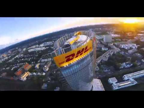 DHL Tower!! in DR1!