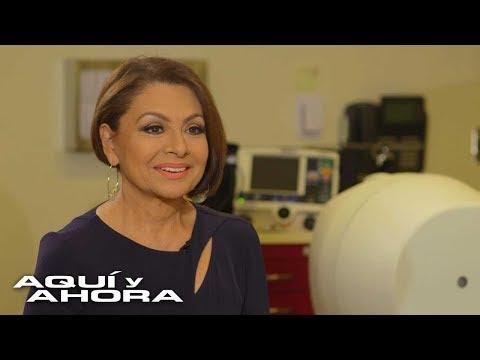 'Mi meta era ser una mujer mayor saludable': Mara Antonieta Collins habla sobre su ciruga baritri