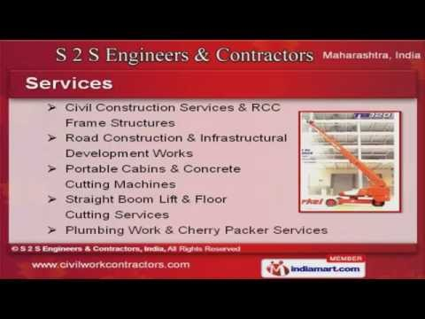 Civil Construction Services by S 2 S Engineers & Contractors India, Pune