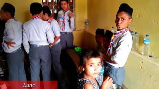 Nepal scout  ( Jhapa District Regional Competition ) with J.N.S. troop Itabhatta, Mechinagar -7