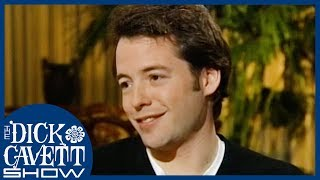 Matthew Broderick Still Gets Recognised as 'Ferris' | The Dick Cavett Show