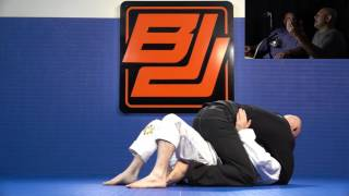 BJJ Weekly Master's Mindset 012 - Sit up guard / Pass to mount