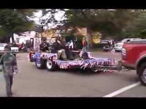 USD Dakota Days Parade 10 5 2013