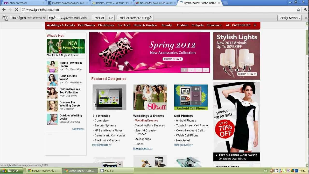 Trucos para aumentar las ventas en mercado libre y en ebay youtube - Articulos mas vendidos ...