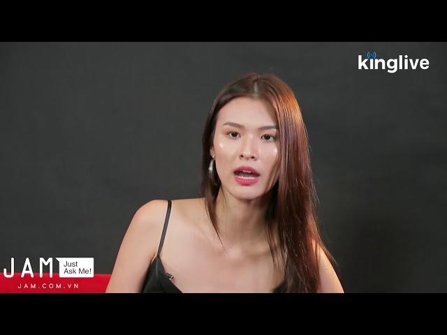 Cao Thiên Trang Trả Lời Scandal gạ gẫm bạn trai Lại Thanh Hương | JAM