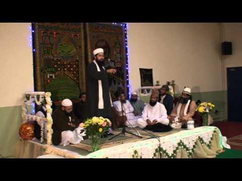 MUFTI PIR MUHAMMAD RAMZAN SIALVI SAHIB, Imam Data Darbar,Lahore  WARRINGTON UK, 28/05/14