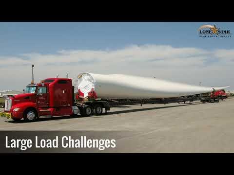 Heavy Haul Drivers & OD Truck Drivers -- Lone Star/Road Dog Trucking Radio