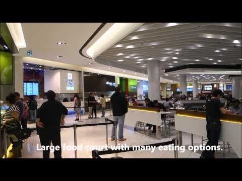 Ottawa Canada Rideau Center Shopping and Food Court